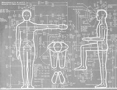 Anthropometric data elements - http://www.access-board.gov/research