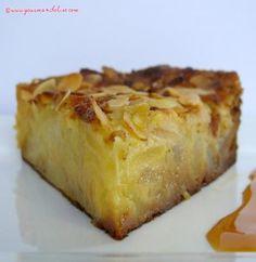 Crousti-Fondant pomme, poire à l'amande