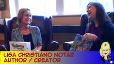 Have You Seen Catherine the Caterpillar? Author Lisa Notar interview on ...
