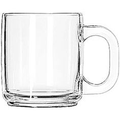 @Overstock - Libbey Glassware is an innovative leader in producing durable glassware for the food service industry. This glass coffee mug holds 10-ounces and comes in a case of 12.http://www.overstock.com/Home-Garden/Libbey-Crystal-10-oz-Coffee-Mugs-Pack-of-12/5110984/product.html?CID=214117 $33.11