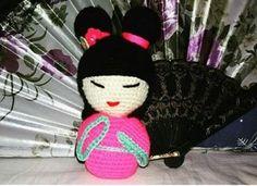 Hanako, por Alma Luz Aguirre, desde Facebook. Crochet Hats, Facebook, Street, Patterns, Knitting Hats