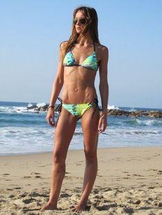 Sharni Vinson Rocks A Bikini