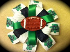 ND bow on Etsy