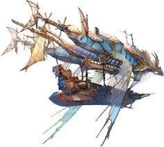Resultado de imagen para fantasy ships