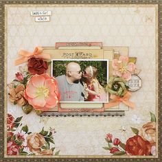 My Creative Scrapbook August Limited Edition Kit: Kaisercraft On This Day