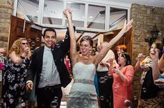 Love bubble send offs! They make for some really fun photos #bubbles #sendoff #brideandgroom