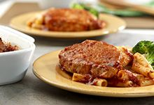 Super Easy Baked Pork Chops