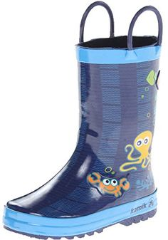 Under the Sea Boots