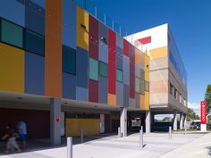 Auburn Hospital - STH Health Architecture
