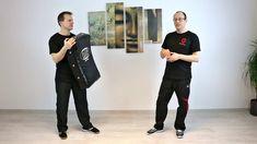 Die Universallösung im Duellkampf - Schritt, Tritt und Kettenfauststöße