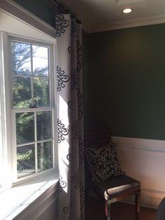 Tugra Blackout Single Curtain Panel