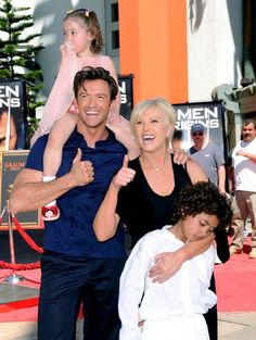 Hugh_Jackman_wife_Deborra_Lee_Furness_adopted_children_Oscar_and_Ava ...
