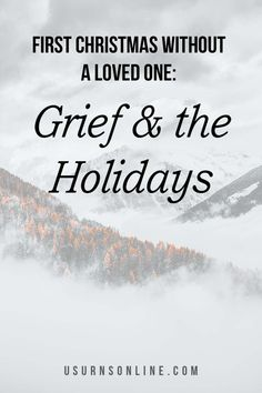 Whether it's you or someone you know, someone out there is celebrating this holiday season for the first time without their loved one. Learning to celebrate differently can be a challenge but there are manys ways you can help honor that loved one this year.