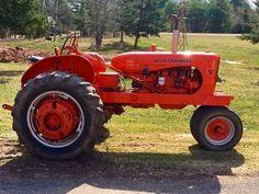 ALLIS-CHALMERS WD-45 Lawn Tractors, Farmall Tractors, Old Tractors, Antique Tractors, Vintage Tractors, Allis Chalmers Tractors, Trucks, Classic, Derby