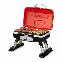Cuisinart® Petite Gourmet Portable Tabletop Gas Grill - BedBathandBeyond.com