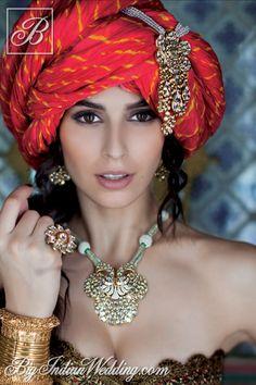 Jaipur Gems bridal jewellery set