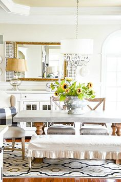 331 best beautiful dining rooms from stonegable images in 2019 rh pinterest com