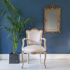 Buy the beautifully designed Palais Royal French Armchair, by The French Bedroom Company. Shop 24 hours a day for Effortless Luxury Online. French Furniture, Rustic Furniture, Living Room Furniture, Modern Furniture, Furniture Design, Luxury Furniture, Selling Furniture, Cheap Furniture, Discount Furniture