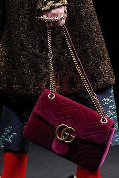 Collezione borse Gucci Autunno Inverno 2016-2017 - Shoulder bag malva Gucci