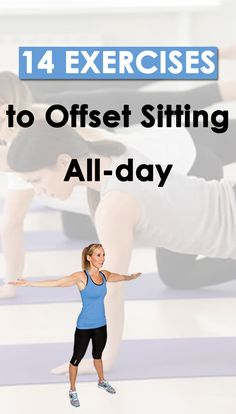 10 Day Workouts, Easy Workouts, At Home Workouts, Work Exercises, Workout At Work, Posture Correction, 8 Hours, Health Remedies, Excercise