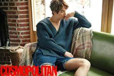 CNBLUE Jonghyun - Cosmopolitan Magazine October Issue '15