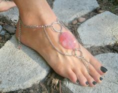 Cherry Quartz ShapeShifting Jewelry. 5 ways to wear your inner Goddess. on Etsy, $35.00