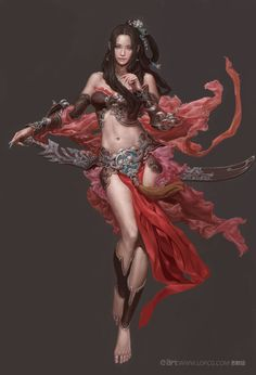 Check out this awesome piece by Fenghua  Zhong on #DrawCrowd