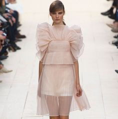 You should be getting ready to ruffle some feathers (literally, at Chanel) with these feminine frills come Spring. Description from fabsugar.com. I searched for this on bing.com/images