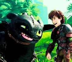 How to Train Your Dragon 2 | Valka's Dragon Sanctuary | Hiccup | Toothless