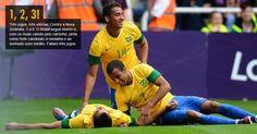 Três jogos, três vitórias. Contra a Nova Zelândia, 3 a 0. O Brasil segue invicto e, com os rivais caindo pelo caminho, pinta como forte candidato à medalha e ao sonhado ouro inédito. Faltam três jogos