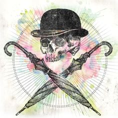 dapper skull