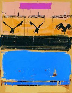 Flyvende over vannet by Kjell Nupen