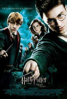 Harry Potter e l'Ordine della Fenice, di David Yates con Daniel Radcliffe, Emma Watson, Rupert Grint