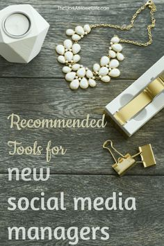 Affordable and highly effective tools for social media managers