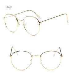 a6a01f46bf custom Myopia 2017 fashion round glasses frames women men optical brand  design vintage eyewear eyeglasses for