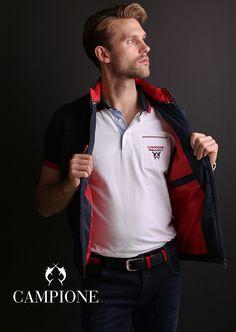 Männerkleidung muß bequem und modern sein.