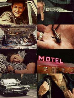 Dean Winchester, hunter, Supernatural, Impala 1967