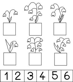 cheznounoucricri - Page 31 Montessori Math, Preschool Math, Preschool Worksheets, Kindergarten Activities, Learning Activities, Teaching Kids, Kids Learning, Activities For Kids, 1. Mai