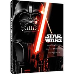 ADQUIRIDO!!! DVD - Trilogia Star Wars - Episódios 4 a 6 (3 Discos)