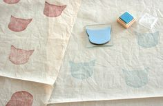 Tutorial for printing your own fabric. Cute! Will try.
