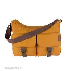 24d04df5a167 Hobo pelenkázó táska mustár színben - 14990 Ft - Nézd meg Te is Vaterán -  Pelenkázó