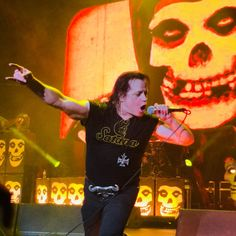 Misfits, and Glenn Danzig in particular, have a busy couple of months ahead of them. Bands, Misfits Band, Danzig Misfits, Glenn Danzig, Rob Zombie, Big Show, Alternative Music, Sam Hain, Artists