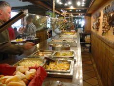 Gran variedad en cocina mediterránea-Española-italiana-internacional.