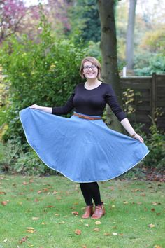 bytoria | things I do and stuff I make Midi Skirt, Ballet Skirt, Skirts, How To Make, Style, Fashion, Swag, Moda, Skirt