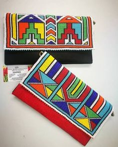 African Accessories, African Jewelry, Beaded Purses, Beaded Jewelry, Mobile Boutique, Native Beadwork, Wire Crafts, Black Panther, Bag Making