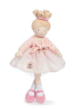 A perfect little friend for a perfect little girl. Suitable from birth