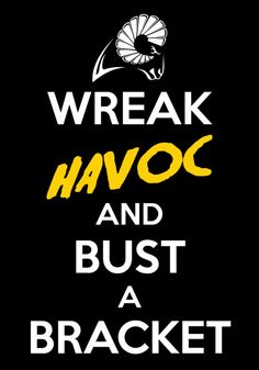 Lets go VCU! Yes I'm a total band wagoner, but I think this sums it up well :)
