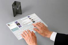 UFO - a future concept phone