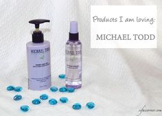 REVIEW: MICHAEL TODD CLEANSER AND FACIAL MIST #MichaelTodd #Ulta