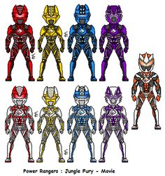 I modified the helmets to be more form fitted)(SDL Design) Power Rangers Jungle Fury, Power Rangers Fan Art, Power Rangers Movie, Character Inspiration, Character Art, Character Design, Ranger Armor, Pixel Characters, Green Ranger